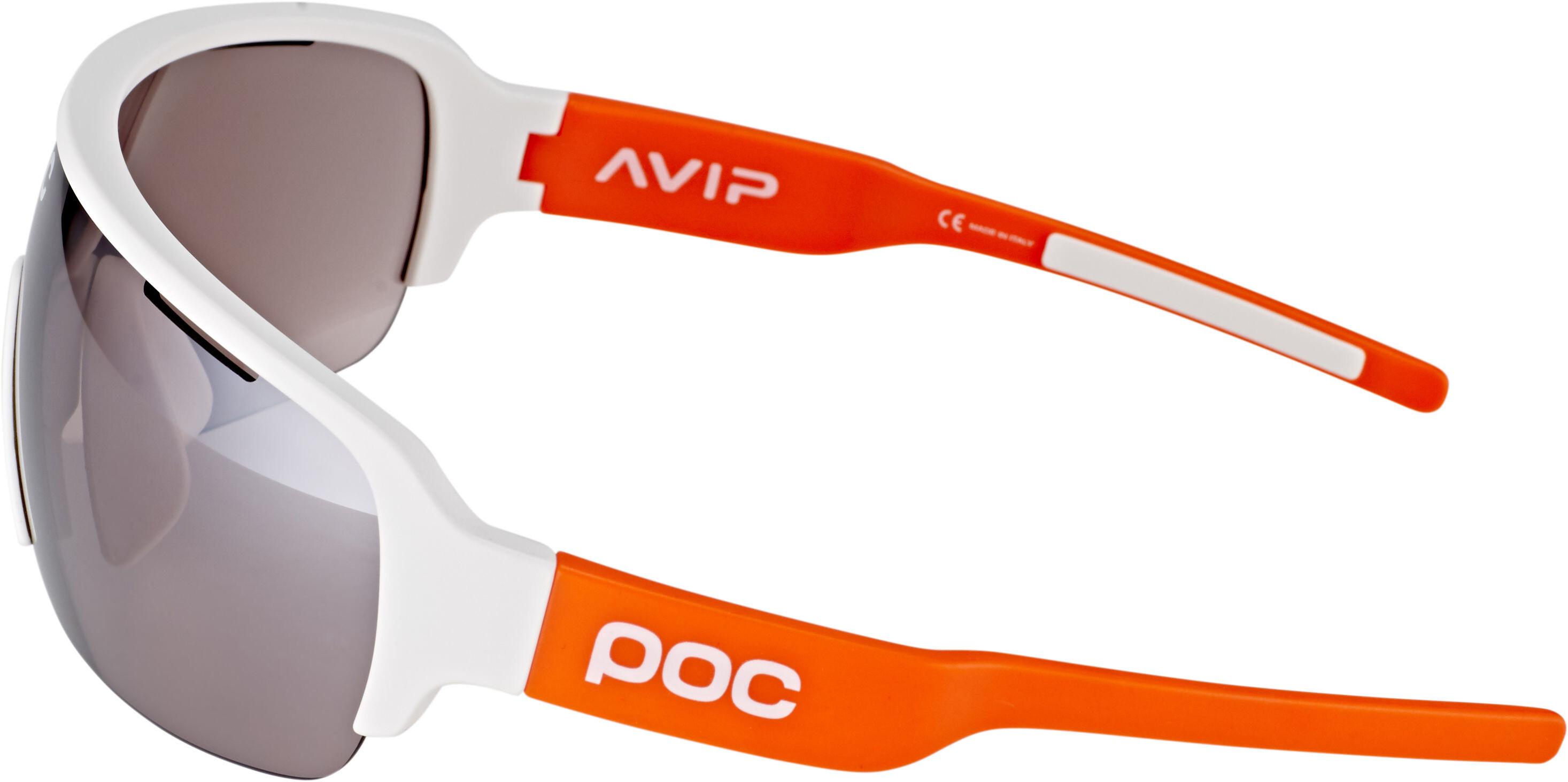 695635366f3 ▷ POC DO Half Blade AVIP Glasses hydrogen white zink orange online ...